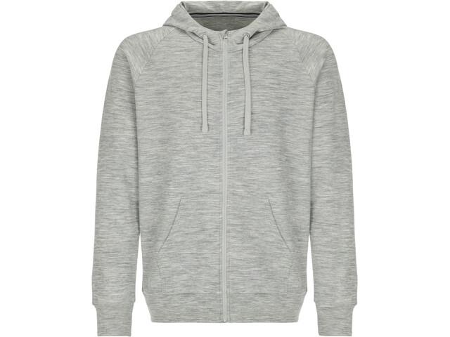 super.natural Essential Hættetrøje Herrer, grå